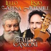 Teatro Cilea, Fatti e Canzoni, Lello Arena e Enzo Avitabile aprono la stagione.