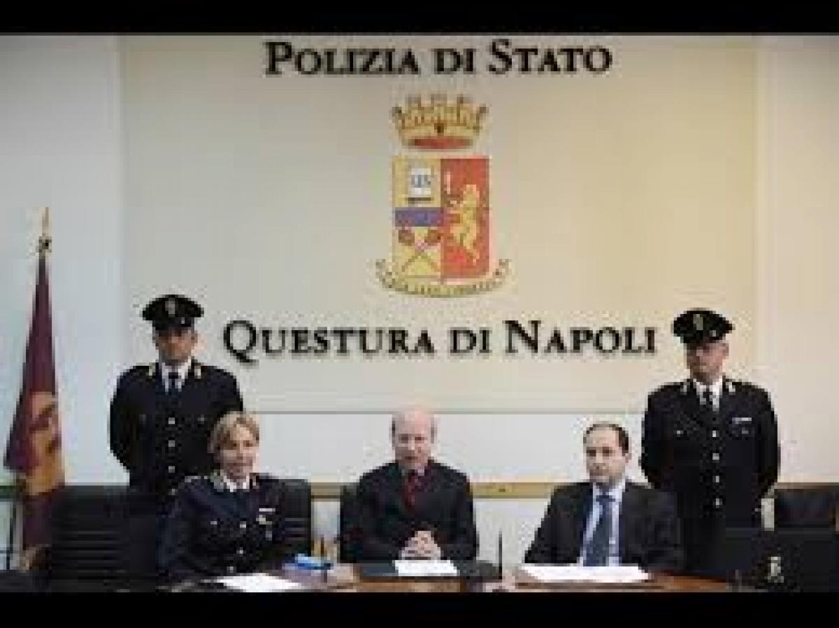 Questura di napoli divisione polizia anticrimine for Questura napoli permesso di soggiorno
