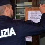 Polizia chiusura locale