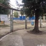 Napoli parco Mascagna ancora chiuso