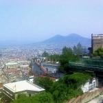 Napoli  San Martino con la pedamentina