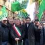 Vedi la galleria NAPOLI : LA PROTESTA CONTRO LA SOCIETA'  GORI