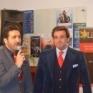 Vedi la galleria PRESENTAZIONE DEL LIBRO DI FLAVIO INSINNE AL TEATRO DIANA