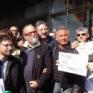 Vedi la galleria CONTINUA LA PROTESTA DEI PIZZAIOLI NAPOLETANI