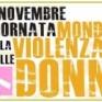 Vedi la galleria GIORNATA MONDIALE CONTO LA VIOLENZA SULLE DONNE