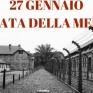 27-GENNAIO GIORNATA DELLA MEMORIA