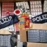 Sequestro Polizia Capodichino